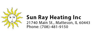 Sun Ray Heating, Inc